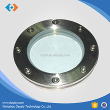 High pressure 304 sanitary flange sight glass