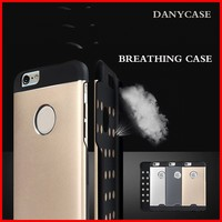Factory supply hole heat transfer cell phone case for iphone6,phone case supplier