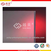 cheap polycarbonate abrasive solid sheet carport roofing sheet canopies best price