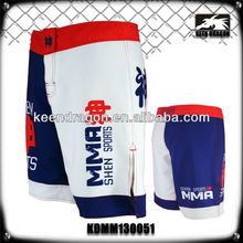 Men's Martial Art Apparel Wholesale Fighting Shorts Mma Fight Gear