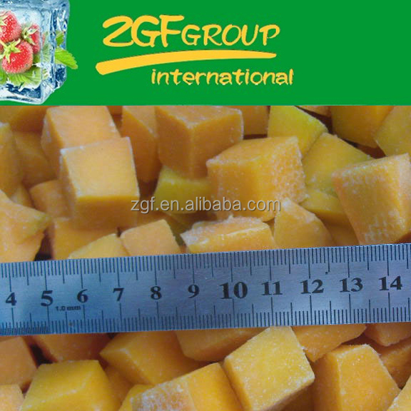 organic health chinese frozen light pumpkin have a good sale in carton