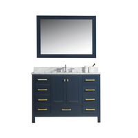 Homedee used bathroom vanity cabinets ,luxury western bathroom furniture