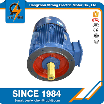 Totally enclosed 380v ac low rpm air cooler swing motor