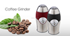 hot sale high quality coffee grinder with low price