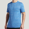 relaxed fit 100 polyester sport wear men fashion t shirt
