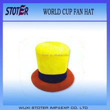 football crazy fans hats,fans hat, funny high quality