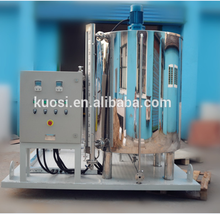 chemical dosing system with sewage pump / system