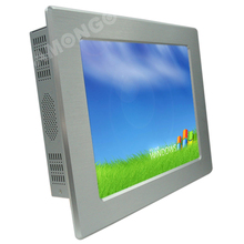 15 inch open frame flat panel touch screen interactive display