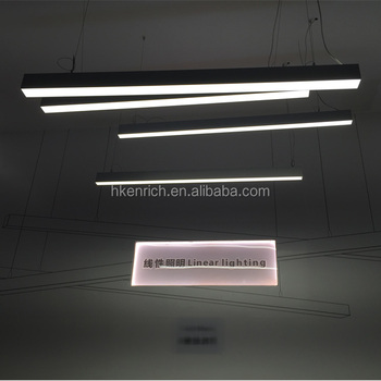Indoor Embedded LED LInear Lamp for Office