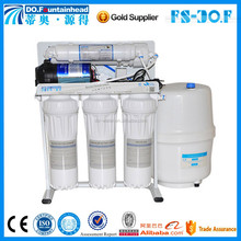 Compact RO Water Purification Systems Reverse Osmosis Filter For Home