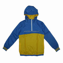 New Fashion Popular Style Mens Windbreaker Fall Pullover