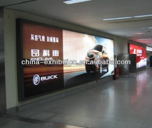Mobile advertising light box/ frame light box/ led light box module