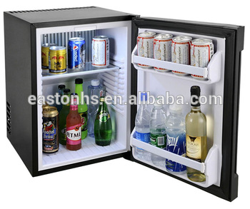 Automatic defrosting Reversible door minibar
