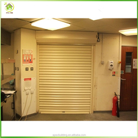 Best price hot sale aluminum remote control rolling shutter/balcony shutter/interior wood shutter