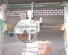 HMSJ180 two way marble block cutter----stone sawing machine