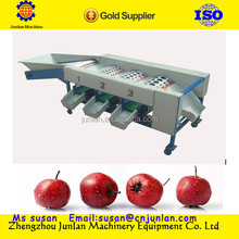 Navel orange lemon mango kiwi fruit potato plums blueberry vegestable grading machine 0086-18637188608