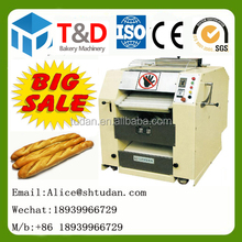 Hot sale--T&D Bakery Industrial Automatic croissant baguette bread dough sheeter 10kg/time factory competitive price