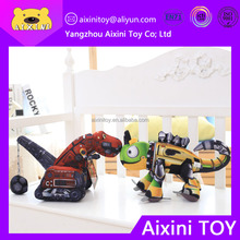 L18 Kids toys free samples toy robot dinotrux for wholesale toy robot
