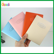 Encai Factory Hot Sale Travel Passport Cover/Colourful Passport Holder/Stocked Passport Bag
