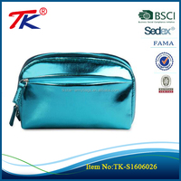 Korean-style small portable hand bag large capacity cosmetic bag admission package makeup case