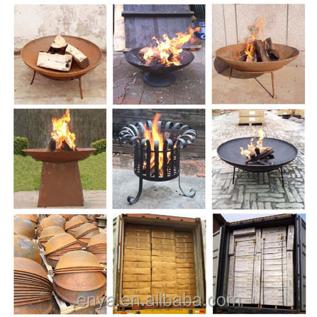 Antique Garden Fire Pit