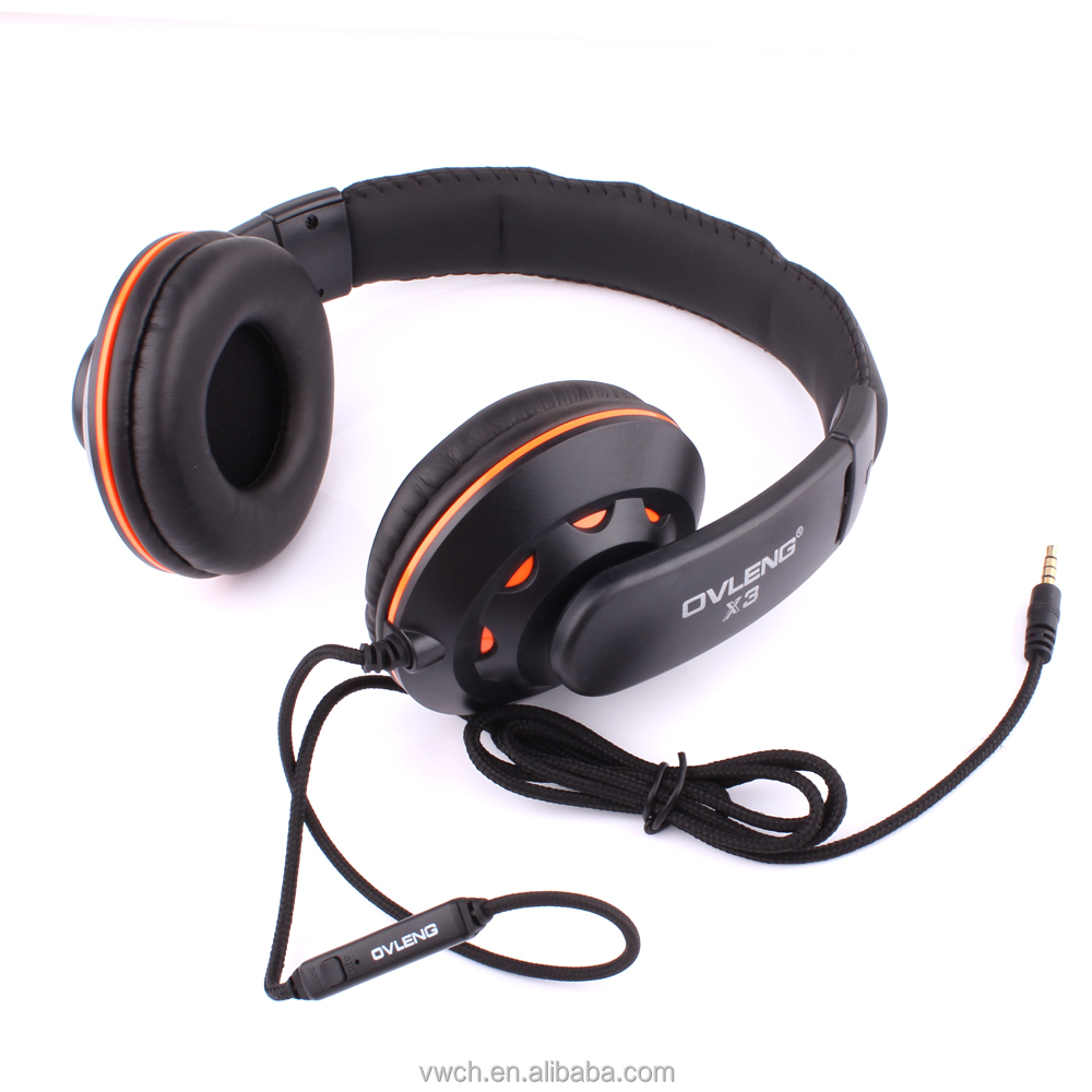 Best Headset with Microphone and Natural Sound 3.5mm professional call center headset