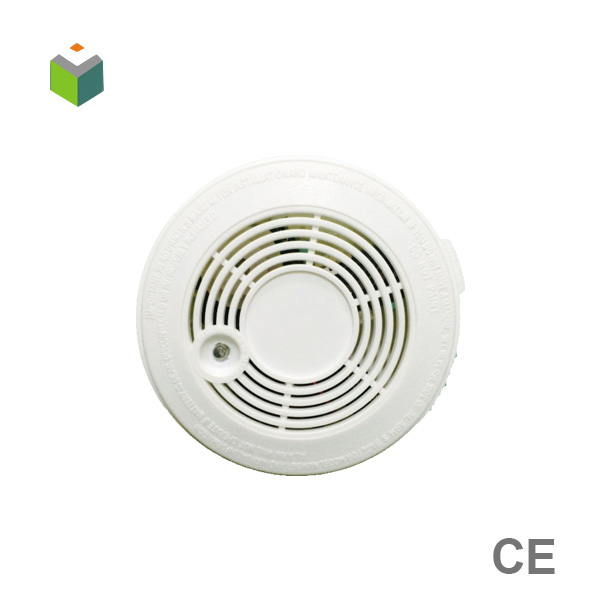 household AC power stand alone smoke detector for home use