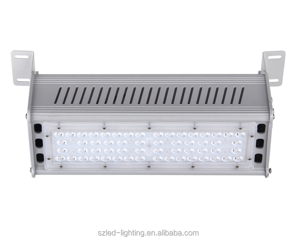 5 years warranty warehouse industrial linear 50w led highbay light