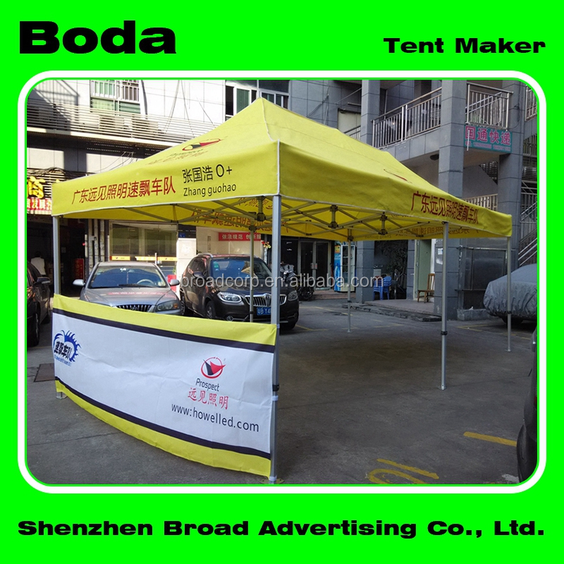 PVC Coated and Steel or Aluminum Frame Material movable canopy tent