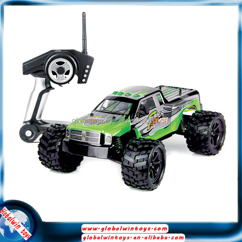 1 12 full proportion 60KM/H motor brushless rc stunt car