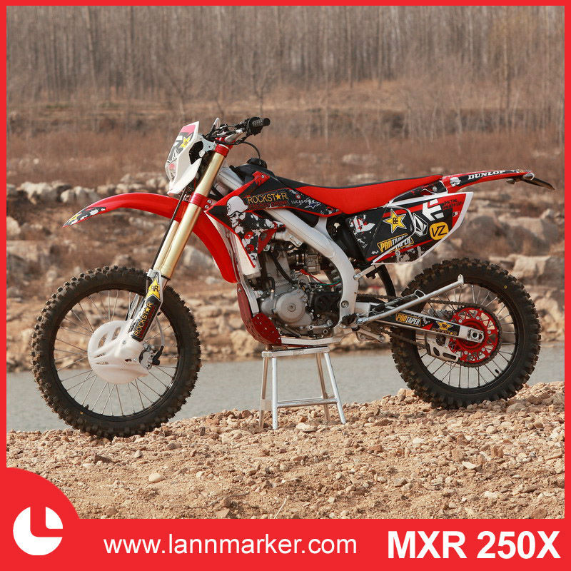 2017 Hot Sale Wholesale dirt bike 250cc