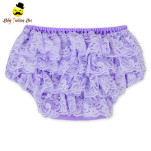Wholesale Cheap Price Boutique Ruffle Diaper Cover Flower Headband Baby Girl Bloomer