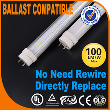 Ballast compatible Long Lifespan SAA Australia ul t8 led tube