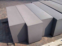 China electrode manufacturer sale best graphite blocks with high density