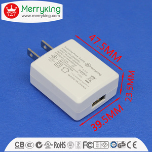 DC Output Type and Plug In Connection 9V 5.5V 5V Mini USB Power Adapter