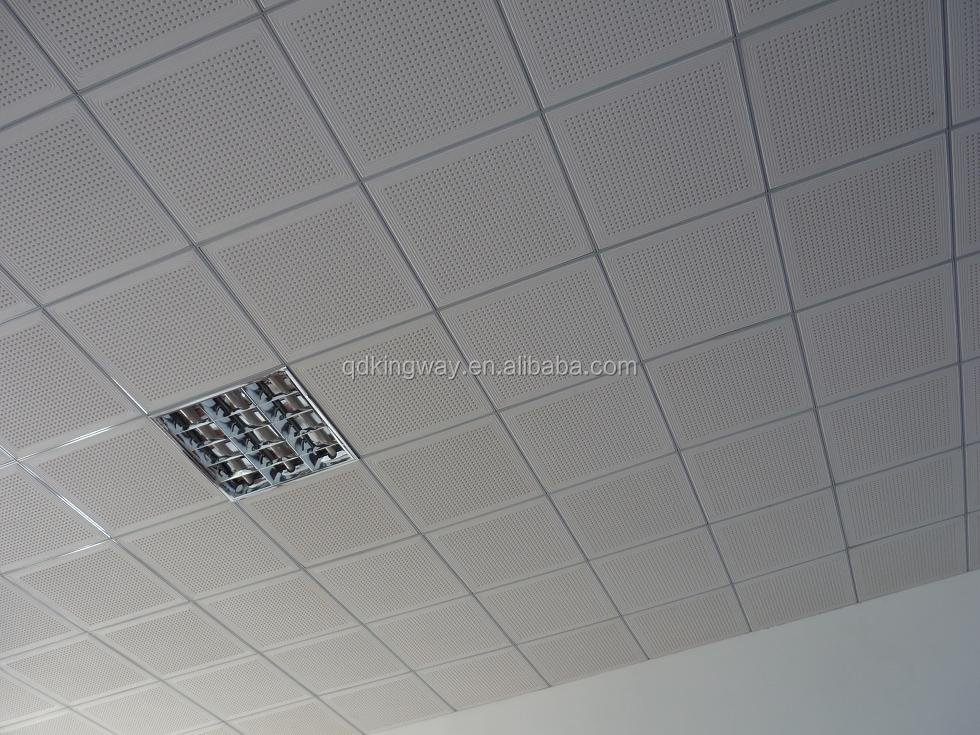 Home Decoration PVC Laminated Gypsum Ceiling Board