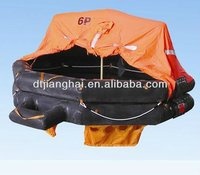 HAF Throw-over Type Inflatable Life-raft
