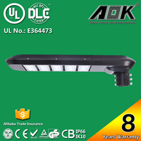 New Arrival 200W IP66 Led Street Light Manufacturer with Competitive Offer