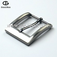 35mm trendy design single pin belt buckle fashion metal buckles customized ZK-350180