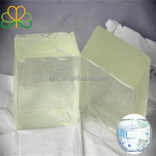 Best Price Free Sample factory Elastic Spandex Adhesive glue for Diaper