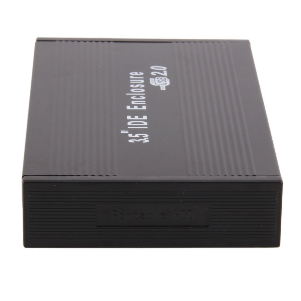 3.5 INCH IDE TO USB 2.0 EXTERNAL ALUMINUM HDD CASE