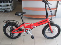 ELECYCLE 20inch foldable electric bike ,shipping from warehouse in european