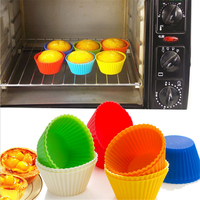 Small Flower Silicone Cake Mold/Baking Tools/3d Cake Plate/Bread/ Pan Cake Bakeware