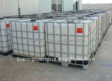 1050KGS Ethyl Cyanoacrylate <strong>Adhesive</strong> In Big Tank For Industrial Repack Usage
