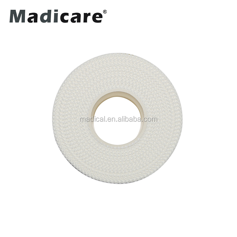 3.8cm*10m Colorful Non-elastic Cotton Sports Tape Supporting Bandages For Strains And Sprains For Football Basketball
