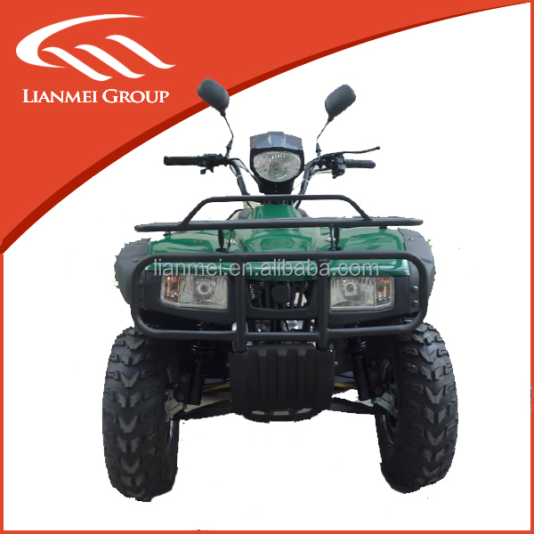250cc vehicle with lifan/loncin engine and chain drive electric atv