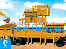 Land-use precious stones/zirconium/gold extraction equipment for sale