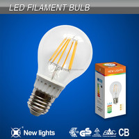 New high brightness wholesale 8w led filament light with low cost