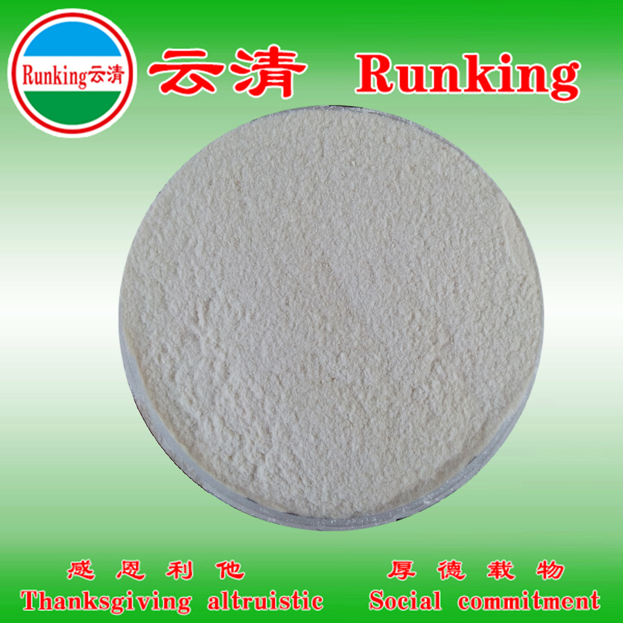Runking solvent thickening agent
