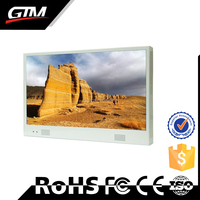 Lcd 32 Inch Wall Display Panel Tv Kiosk With Touch Screen Monitor Wifi Android Video Information Kiosk
